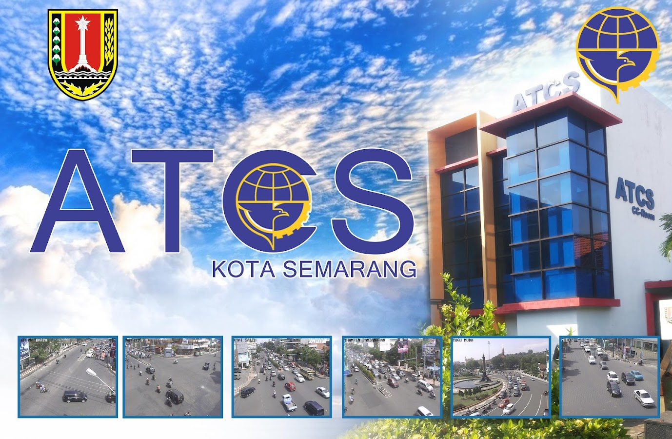 ATCS Lalin Semarang- screenshot