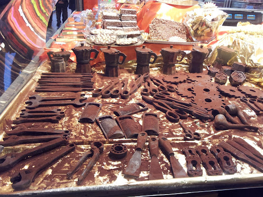Voglia di cioccolato di supergigi
