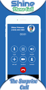 Phone Call From Shine Shimmer Magical - náhled