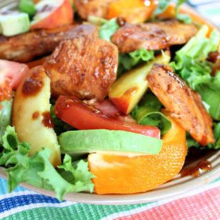 HONEY BALSAMIC CHICKEN SALAD Recipe