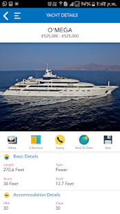 Yacht Charters- screenshot thumbnail