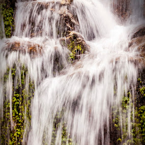 Bakthang Falls Ver 2.0 by Mrigankamouli Bhattacharjee - Landscapes Waterscapes ( bakthang falls sikkim water waterscape canon eos india )