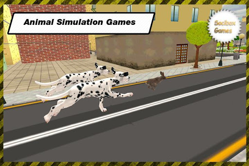 Dalmatian Survival Simulator