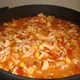 Best Chicken Tortilla Soup