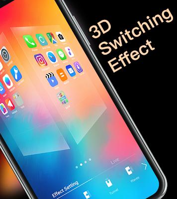 XS Launcher Prime Screenshot Image