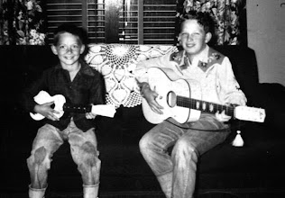 Photo: Owen & Jerry  cira 1955