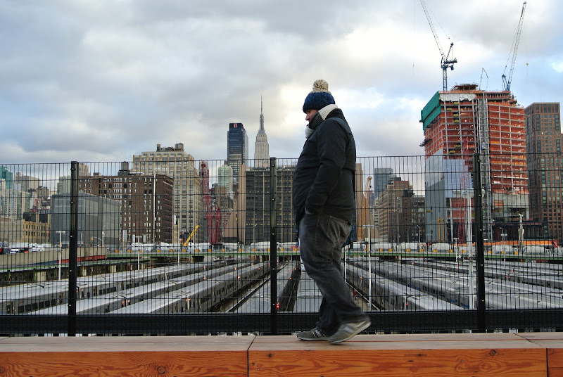 High Line di Longale