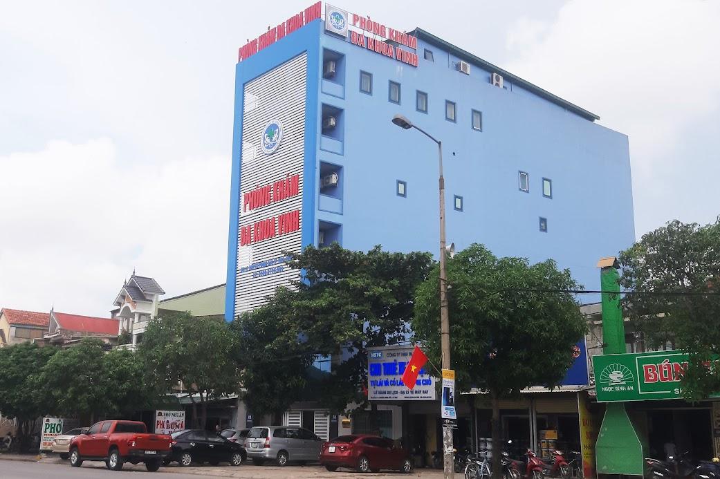 Phòng khám Đa khoa Vinh bị rút giấy phép…