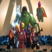 PLAYSVIEW THE LEGO AVENGERS