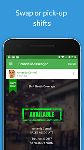 Branch Messenger- screenshot thumbnail