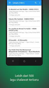 Sanjungan Rasul Ahfa screenshot 1