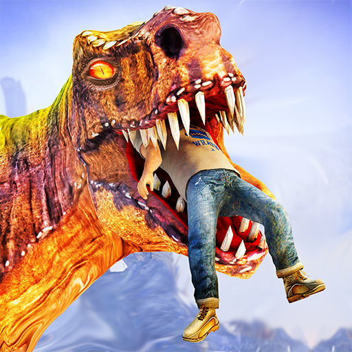Angry Dinosaur City Rampage