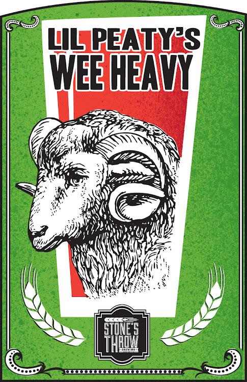 Logo of Stone's Throw Lil Peaty's Wee Heavy