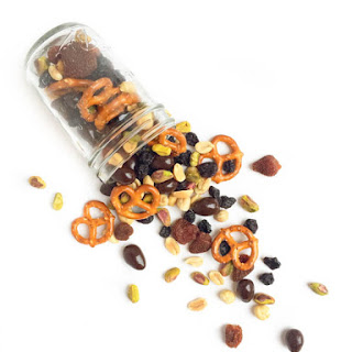 Sweet and Salty Trail Mix.
