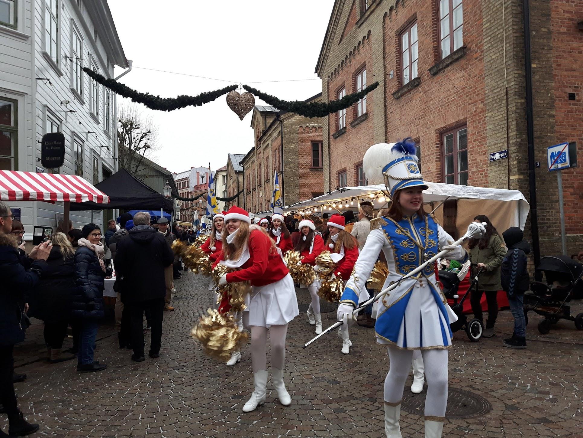 Kerst in Haga - Julstaden Göteborg