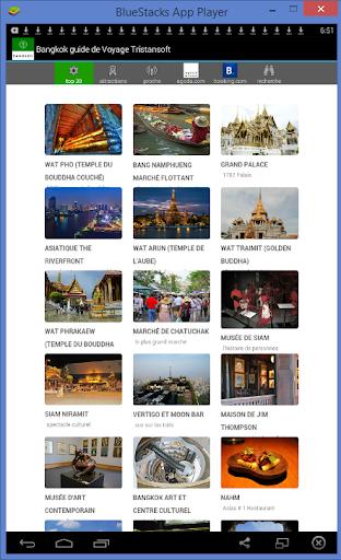 Bangkok guide de Voyage