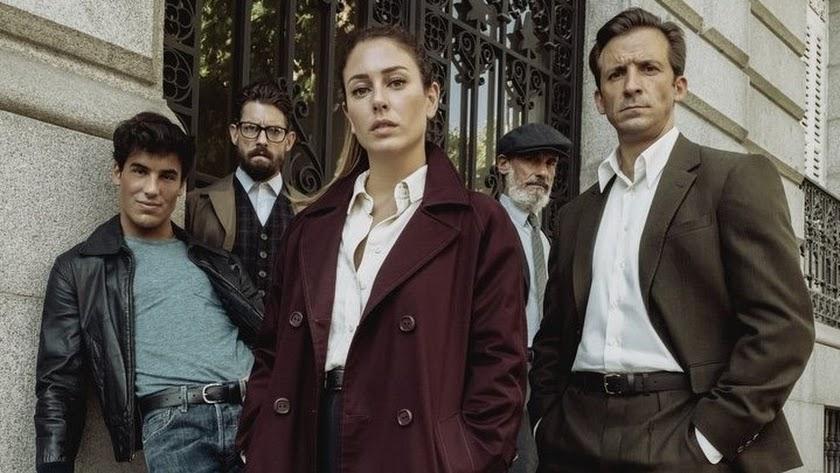 Imagen promocional de la nueva producción española de Netflix.
