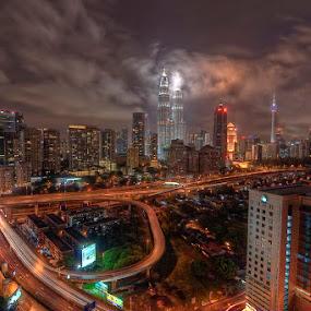 KL City by Sham ClickAddict - Buildings & Architecture Architectural Detail