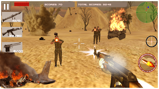 Modern Sniper Shooter Mission screenshot