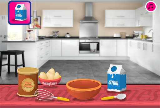 cooking games delicious cake Girls Games 1.0.0 screenshots 2