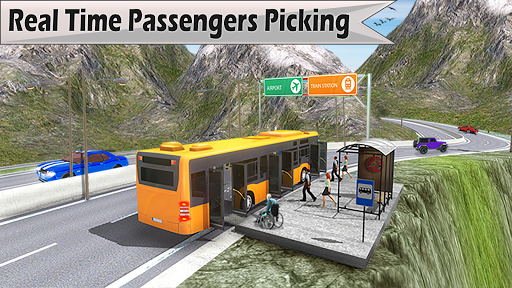 Offroad Bus Driving Simulator 2 : Telolet 1.0 screenshots 1