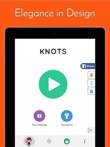 Knots Puzzle 2.3.5 screenshots 12