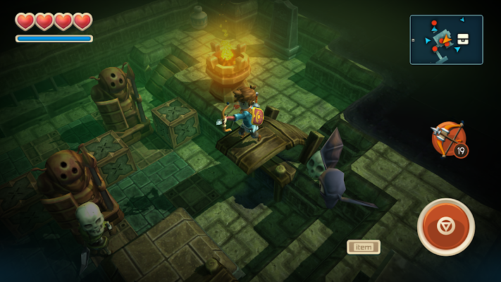 Oceanhorn ™- screenshot