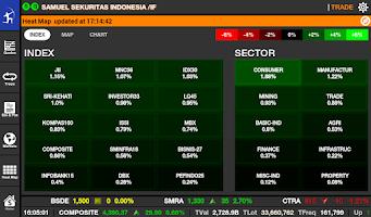 Screenshot of STAR for Tablet