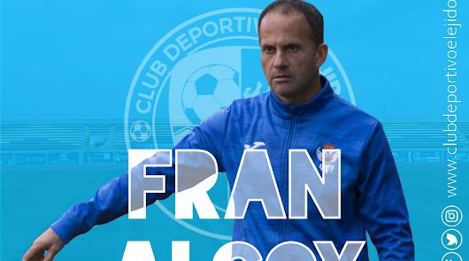El CD El Ejido ya tiene nuevo entrenador