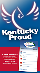 Kentucky Proud Locater- screenshot thumbnail