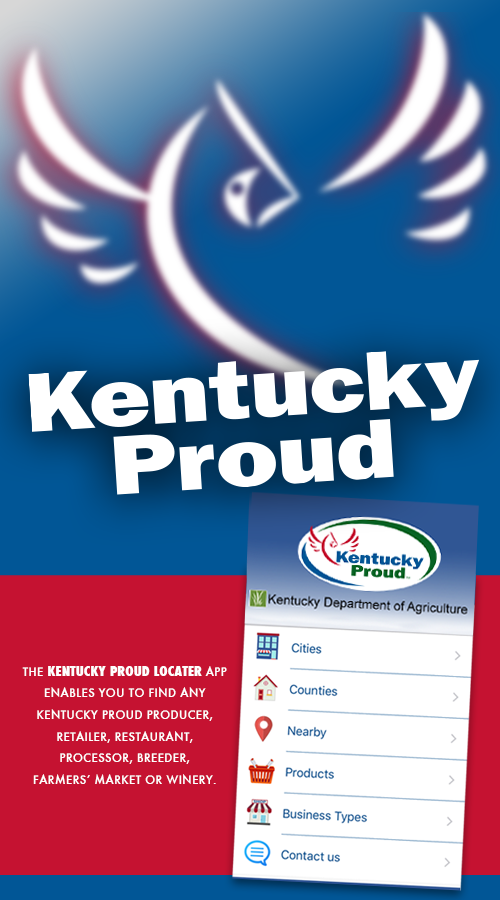 Kentucky Proud Locater- screenshot