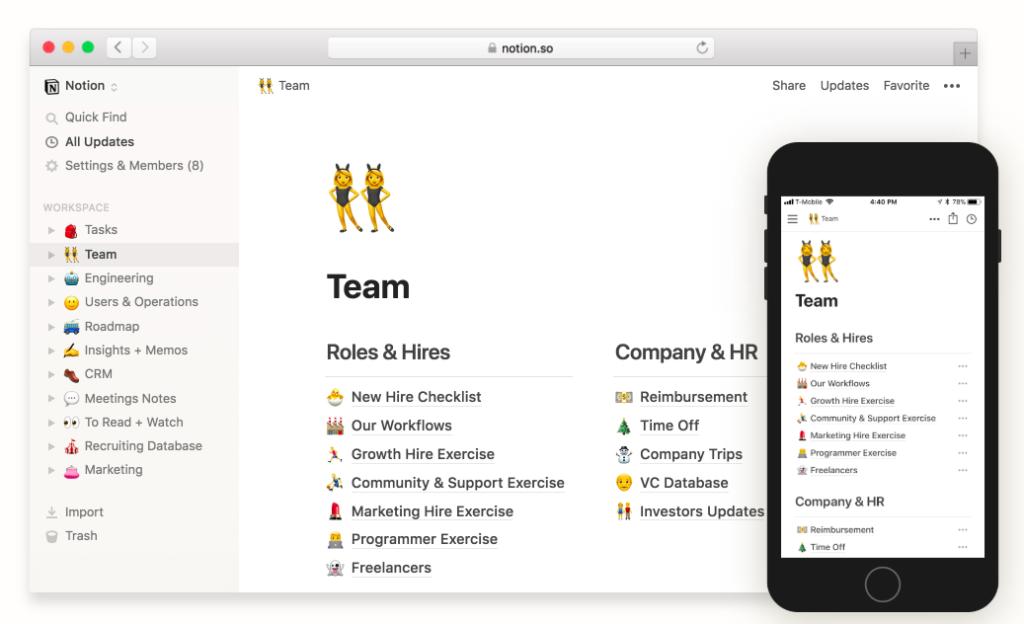 aplicativos que facilitam o trabalho