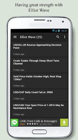 Forex News Anchor 2.4 screenshot 2090868