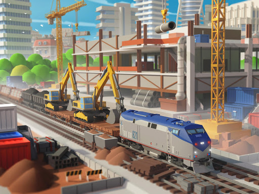 Train Station 2: Rail Tycoon & Strategy Simulator 1.24.0 screenshots 12