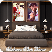 Bedroom Dual Photo Frame