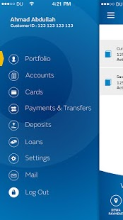 UAB Personal Mobile Banking- screenshot thumbnail