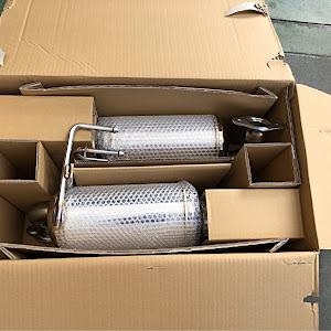 WRX STI VAB E型 アドバンスセフティパッケージのマフラーのカスタム事例画像 TAMAOさんの2019年01月22日16:14の投稿
