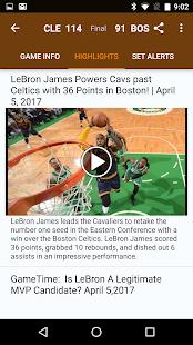 Sports Alerts – NBA edition 7