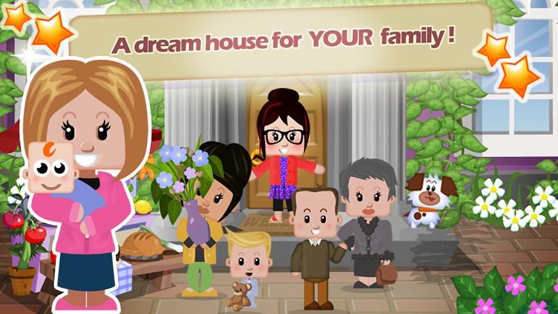 Family House v1.1.120 (Mod)