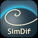 SimDif ホームページビルダーで簡単にホームページ作成 icon