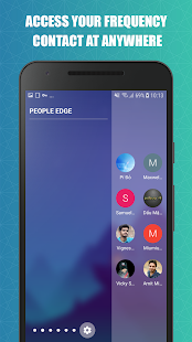 Edge Action - S8 Edge Launcher, Sidebar, Contact Screenshot