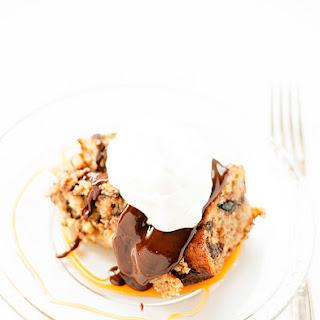 Chocolate Banana-bread Pudding