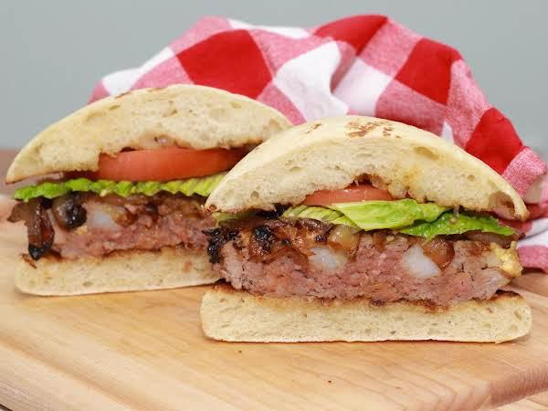 Gumbo Burger Recipe