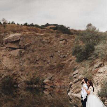 Wedding photographer Nata Rachinskaya (NataRachinskaya). Photo of 02.02.2018