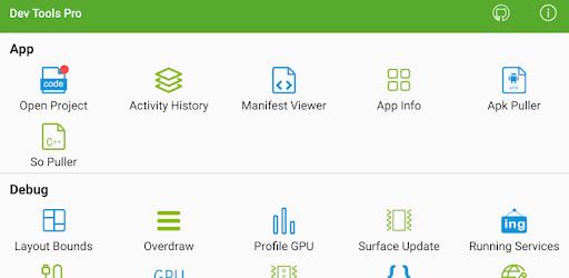 Dev Tools Pro(Android Developer Tools Pro) 3 4 0 apk