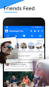 Messenger for Messages, Video Chat for free 4