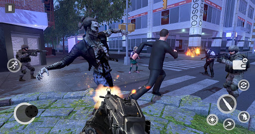 Zombie Dead City: Zombie Shooting - Action Games image