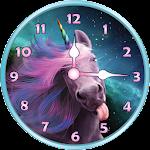 Fantasy Clock Widget 1.1