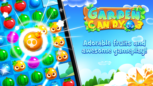 Fruit Splash - Garden Candy 3 v1.03 (Mod)