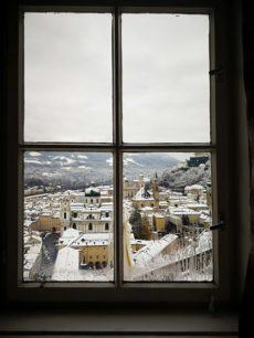 Salzburgo: Amor a primera vista, descripción gráfica